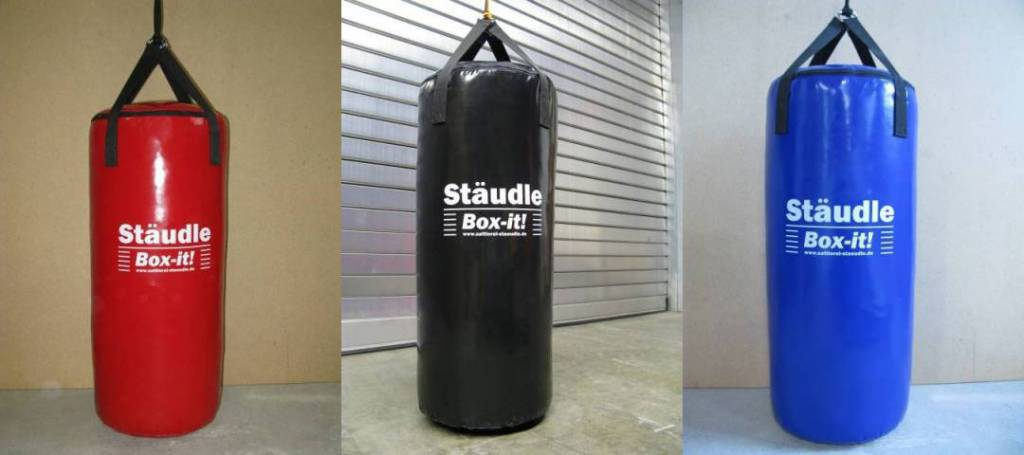 boxsack 160 cm gefüllt